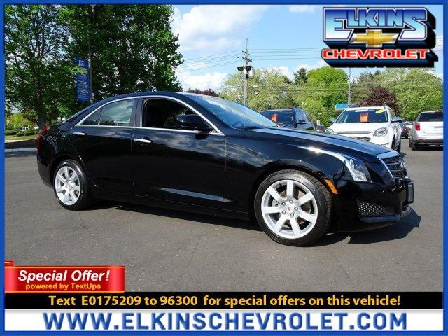 Cadillac ATS Standard RWD 2014