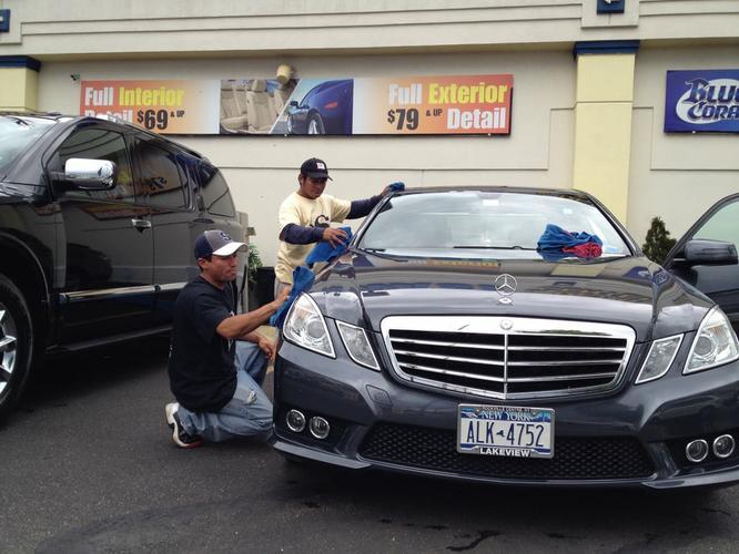 Valley Stream Car Wash & Auto Detail Service Center NY