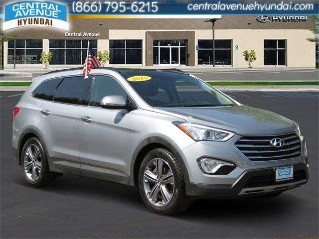 Hyundai Santa Fe Limited 2015