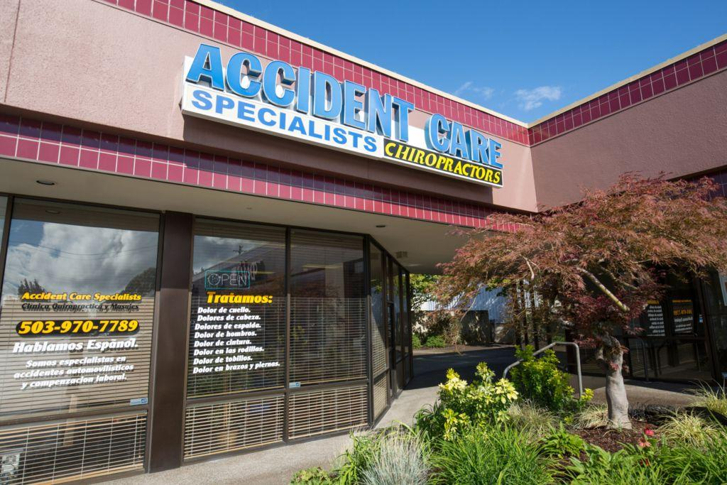 Accident Care Chiropractic & Massage of Beaverton