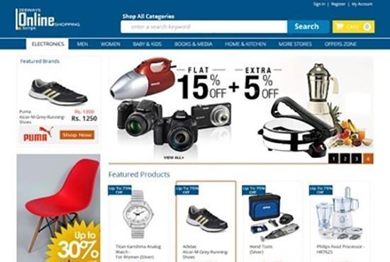 Start your own Shopping portal - Zeeways