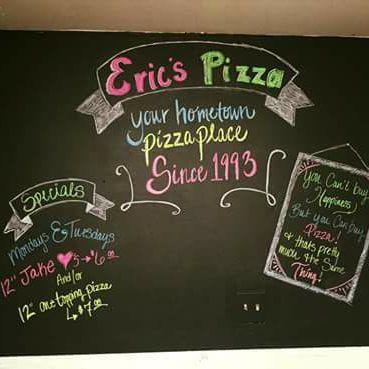 Don's Carry Out and Eric's Pizza