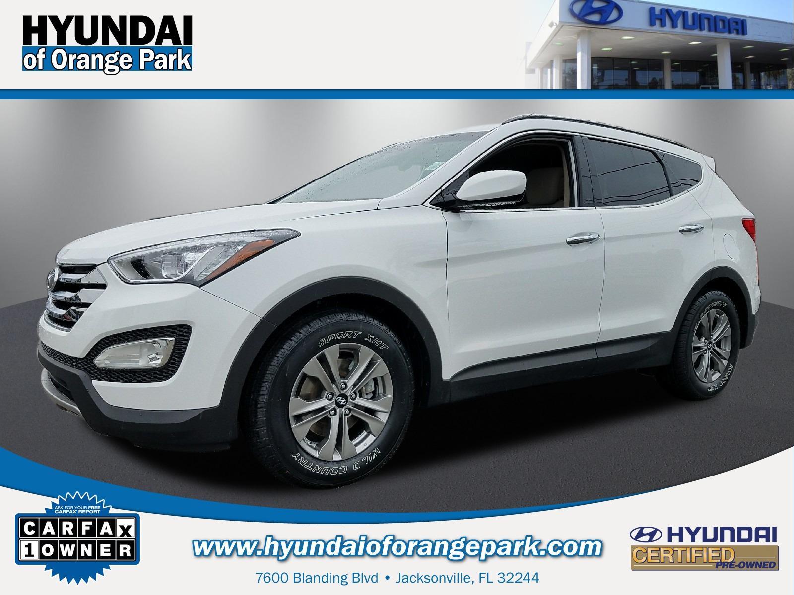 Hyundai Santa Fe Sport Sport Popular 2016