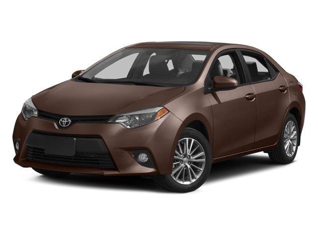 Toyota Corolla LE ECO Plus 2014