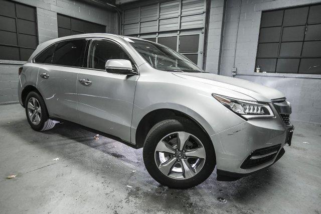 Acura MDX 4DR AWD 2015