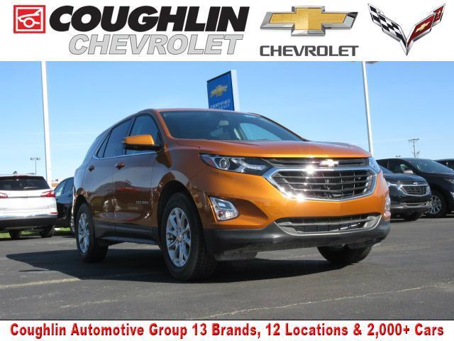 Chevrolet Equinox FWD 4dr LT w/1LT 2018
