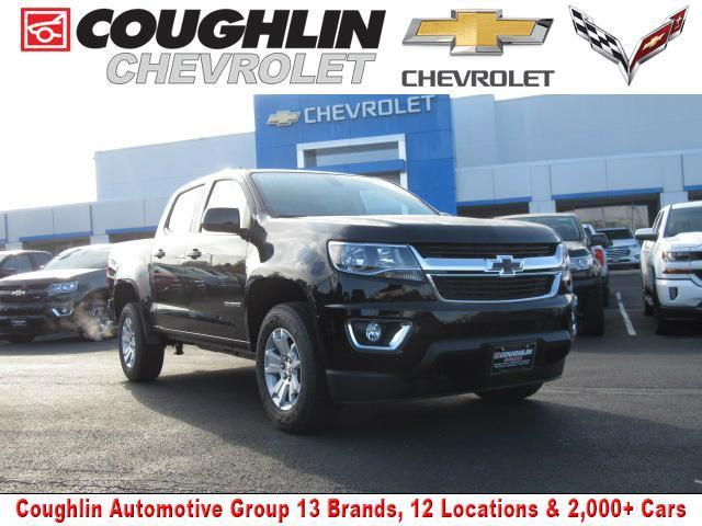 Chevrolet Colorado 4WD Crew Cab 128.3