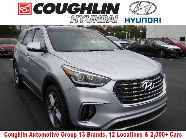 Hyundai Santa Fe Limited Ultimate 3.3L Auto 2018