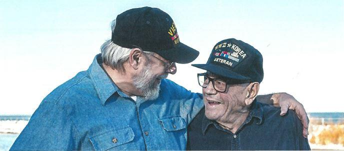 Are you a veteran? Volunteer to help fellow veterans on hospice care