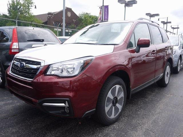 Subaru Forester 2.5i Premium with Eyesight + All Weather Package + 2018