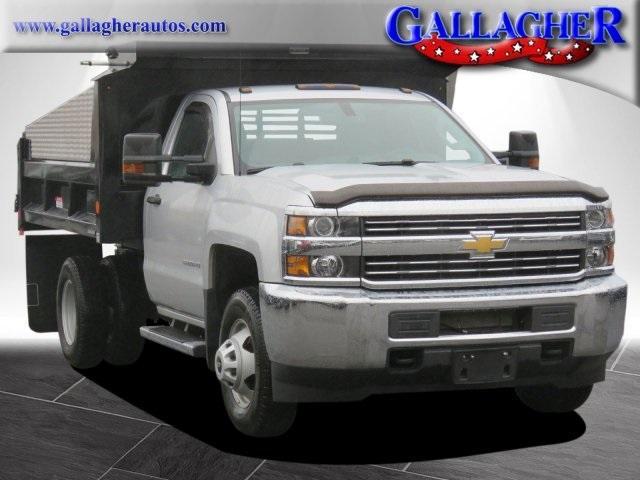 Chevrolet Silverado 3500HD Work Truck 2015