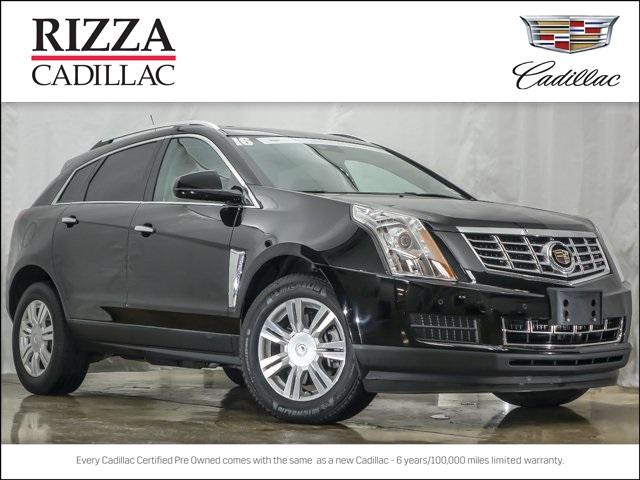Cadillac SRX Luxury 2016