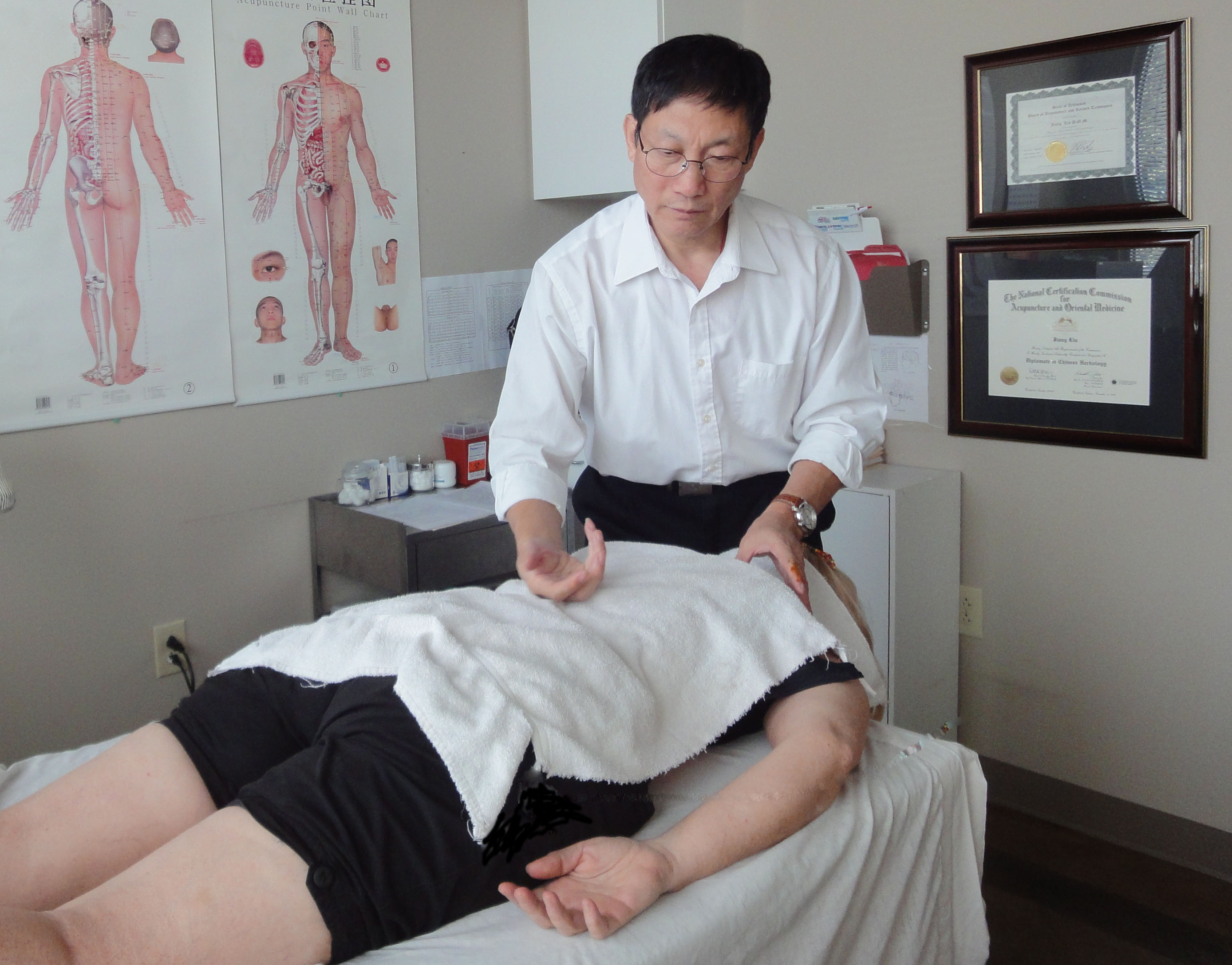 Acupuncture and Chinese Medicine Clinic