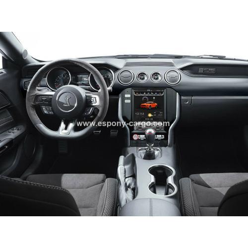 GPS Navigation Stereo Radio for Ford Mustang 2015- 2017