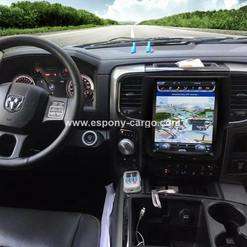 GPS Navigation FOR DODGE RAM 2013-2017