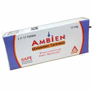 Relax By Taking A Good Full Night Sleep With Ambien
