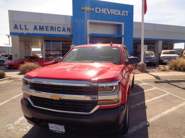Chevrolet Silverado 1500 1WT 2017