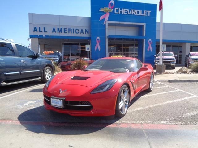 Chevrolet Corvette 2LT 2017