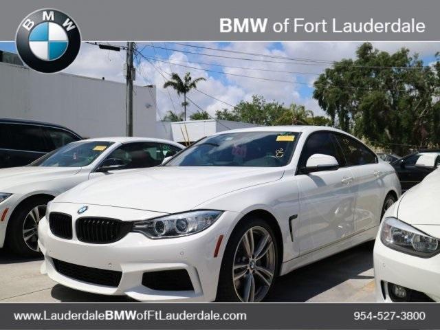BMW 4 Series 435i Gran Coupe 2015