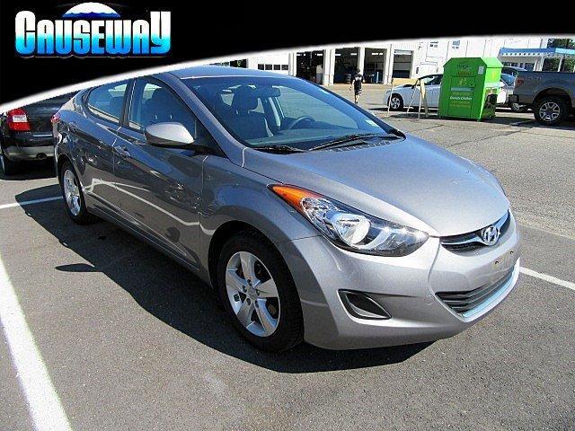 Hyundai Elantra GLS PZEV 2011
