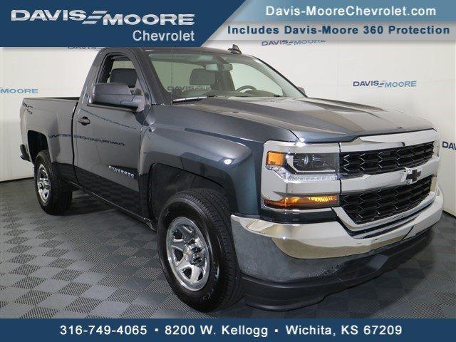 Chevrolet Silverado 1500 Regular Cab 2017