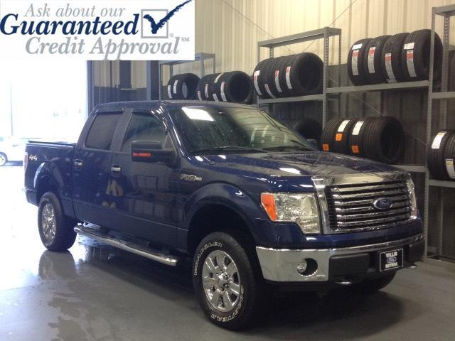 Ford F-150 4WD SuperCrew 145 XLT 2011