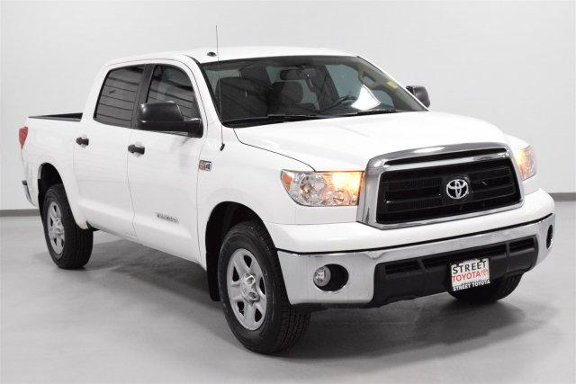 Toyota Tundra 2WD Truck CREW 2WD V8 5.7 S 2013