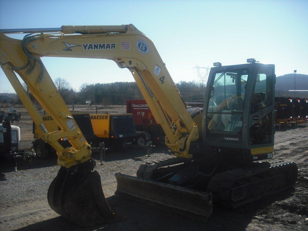 2011 Yanmar VIO80