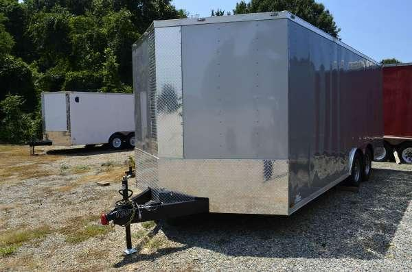 2018 Other New 8.5 x 16 TA V-Nose Trailer