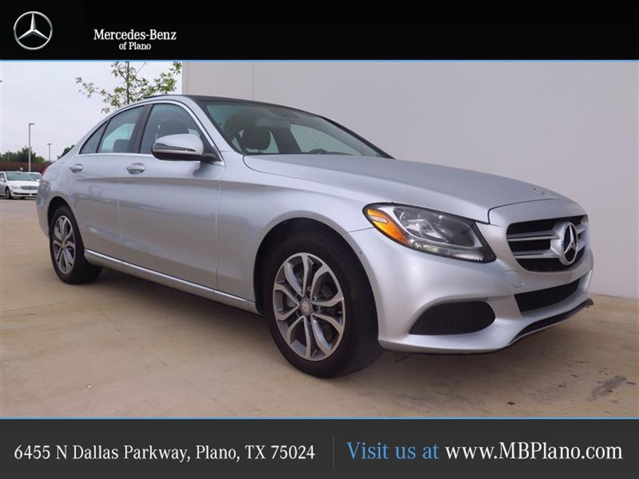 Mercedes-Benz C-Class 4DR SDN C 300 LUXURY 4MATIC 2016