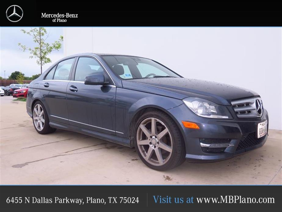 Mercedes-Benz C-Class 4DR SDN C 250 LUXURY RWD 2013