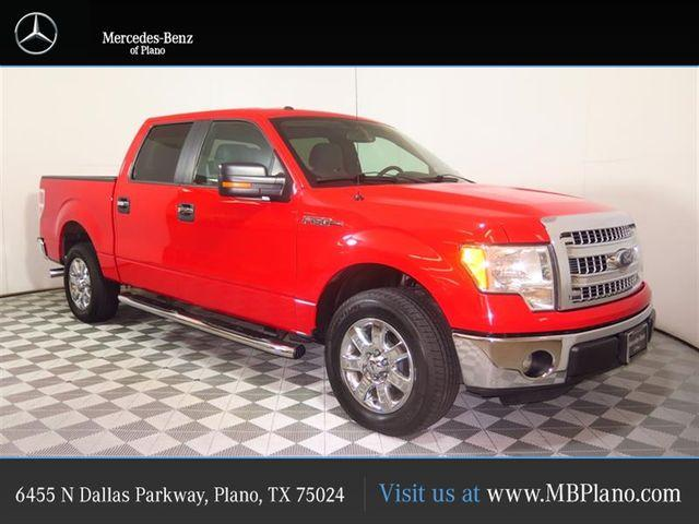 Ford F-150 2WD SUPERCREW XLT 2013