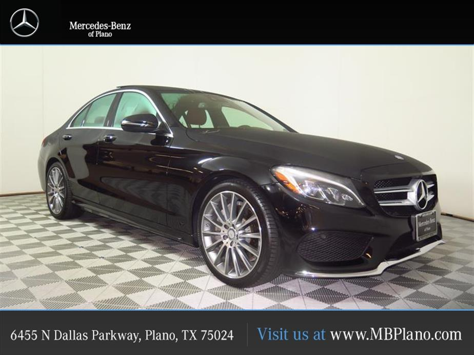 Mercedes-Benz C-Class 4DR SDN C 300 LUXURY RWD 2016