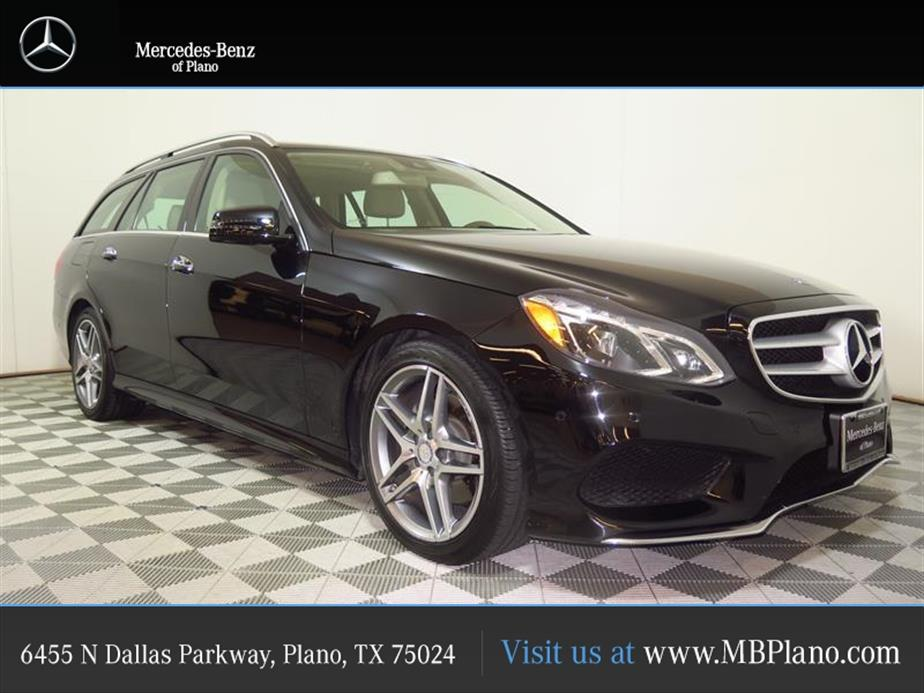 Mercedes-Benz E-Class 4DR WGN E 350 LUXURY 4MATIC 2014