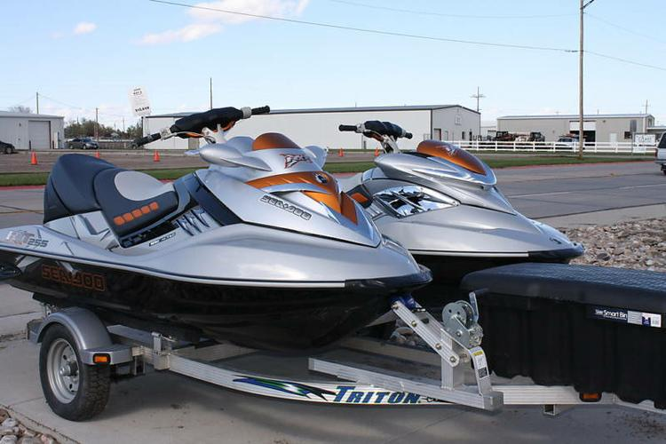 2008 Sea-Doo RXP-X and RXT-X