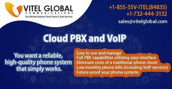 Cloud PBX and VoIP Service Provider in US