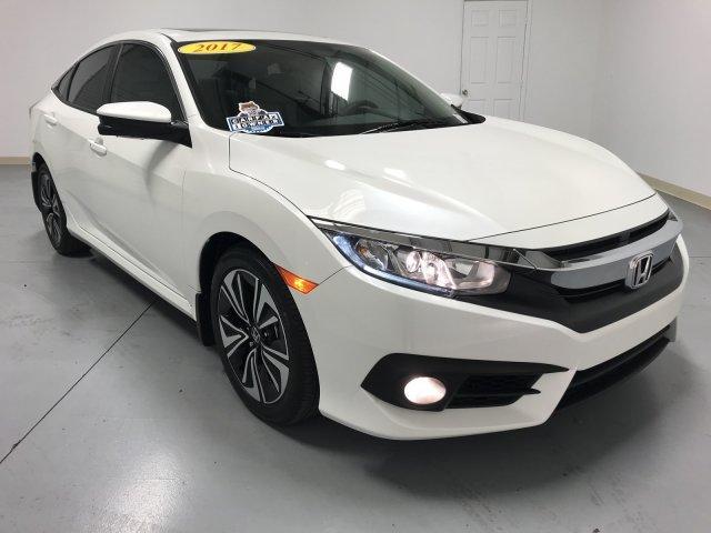 Honda Civic Sedan EX-T 2017