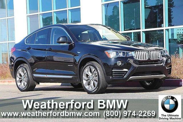 BMW X4 xDrive28i Sports Activity Coupe 2017