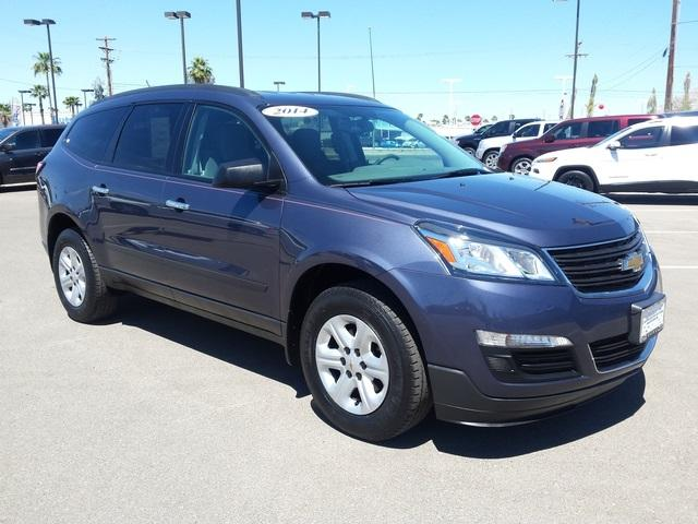 Chevrolet Traverse LS 2014
