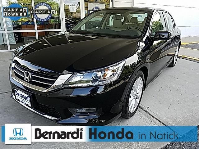Honda Accord Sedan EX-L 2015