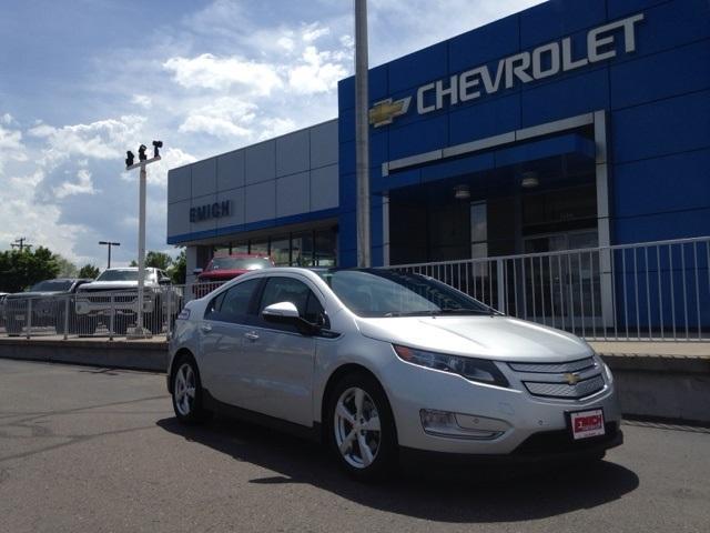 Chevrolet Volt Base 2012