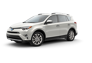 Toyota RAV4 Limited Hybrid AWD-i 2018