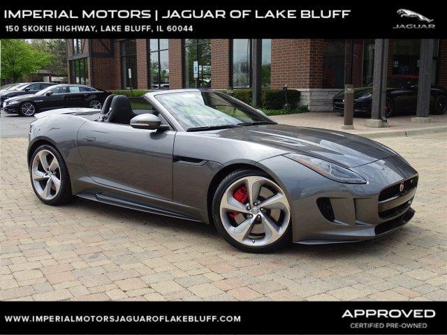 Jaguar F-TYPE R AWD 2016