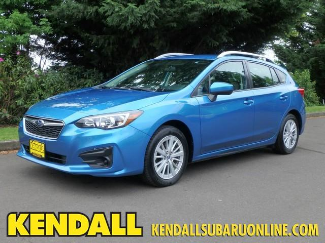 Subaru Impreza Premium w/ All Weather Package 2017