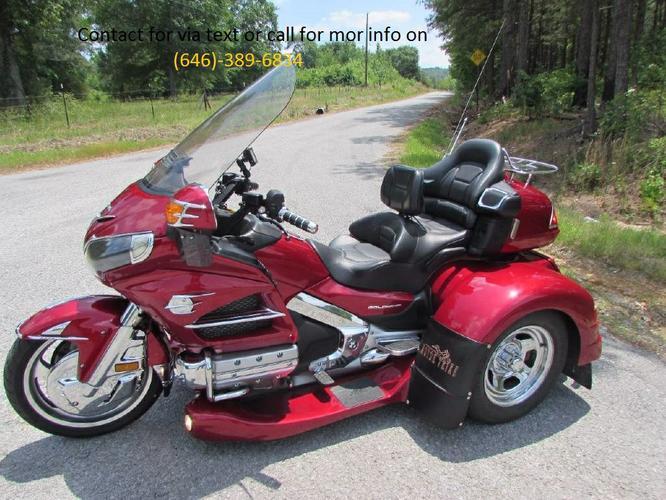 2007 HONDA GOLDWING GL1800 ROADSMITH TRIKE
