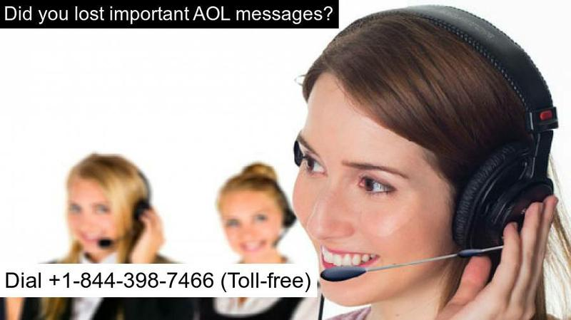 AOL Email Support Number