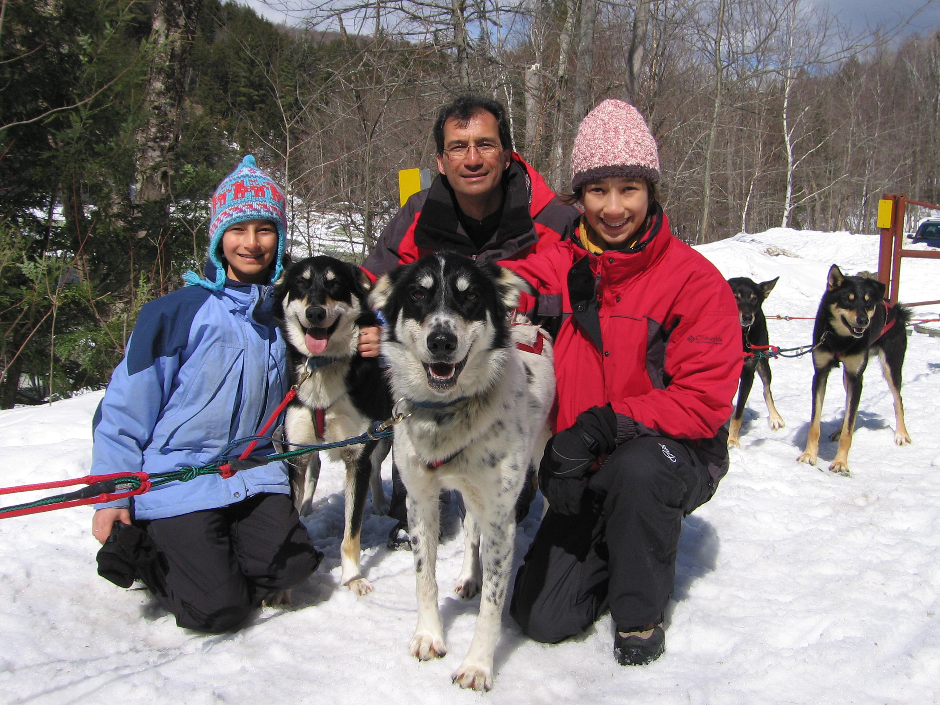 New England Dogsledding