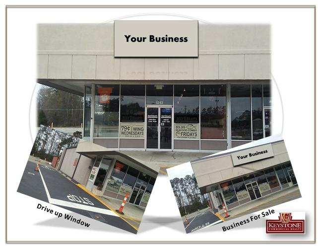 Casual Dining Restaurant / Bar Business for Sale-Keystone Commercial Realty