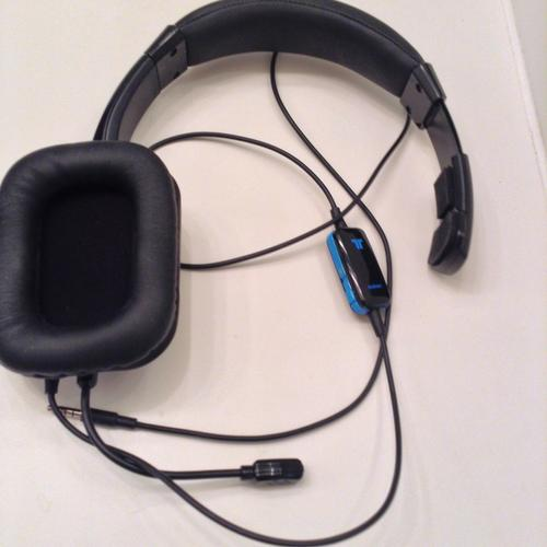 RETURNED Kaiken Mono Chat Headset