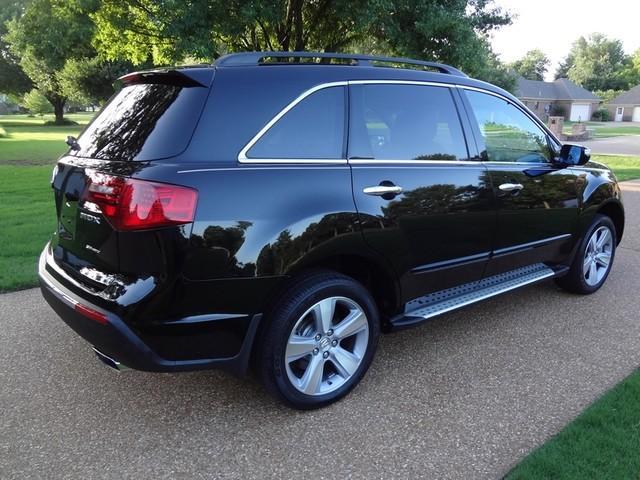 2011 Acura MDX 4X4 Technology Pkg